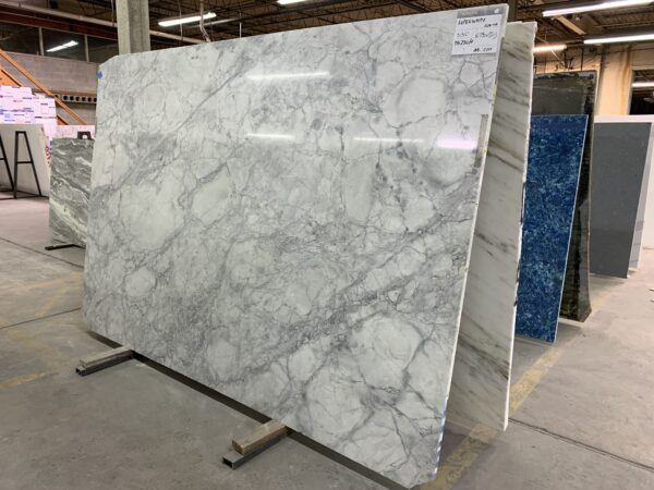 Supper White Marble