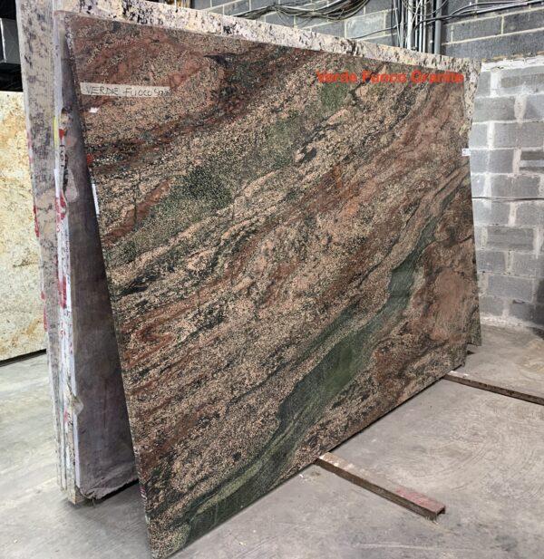 Verde Fuoco Granite